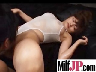 asians japanese mature babes obtaining tough