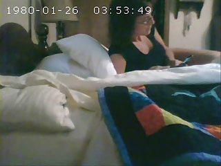 hidden cam catches milf second time