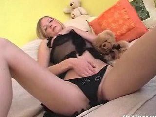 furry young enjoys her guys older