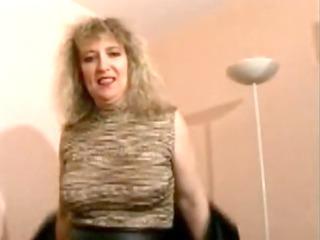 cougar gang-banged into nylon