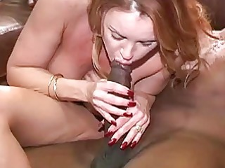lady awesome interracial cuckold