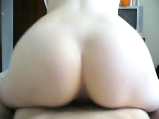 pale babe driving my cock sex video