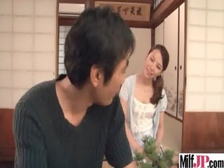 milf japanese own hardcore banged clip-13