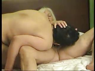 grannie les in a web cam (soft) r20