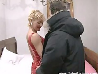 hot italian albino woman quarantenne