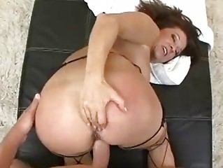 older woman acquires filled