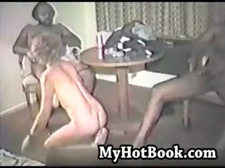 granny never got a chance to screw black dudes