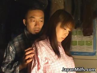 naughty japanese milfs licking and banging part6