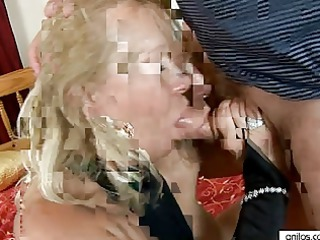 deep oral milf goes unmerciful