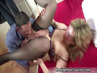thick milf slut gets her pussy part4
