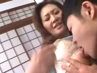 elderly eastern slut adore his fresh figure and
