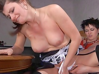 heavy homosexual woman momma and amateur fresh