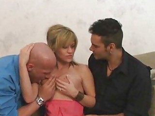shy housewife turns inside sex vamp