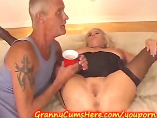 grannys swingers gathering and group sex