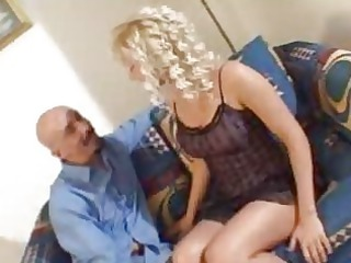 super blonde woman as bride does libido licking