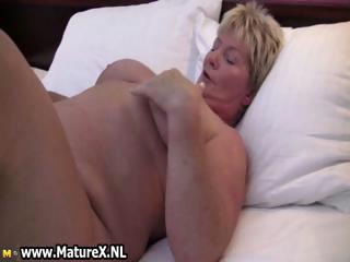slutty grown-up bbw housewife likes drilling part2