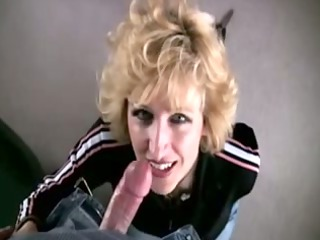bitchy cougar ends covered inside cum