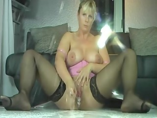 breasty mother id enjoy to bang inside stockings