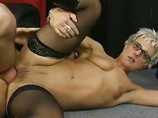 german chick lovely shape ass