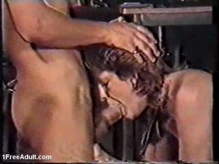 classic german scene- older giving cock sucking
