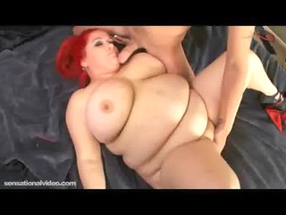bbw woman paige reign blows and copulates rescue