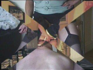 dominant elderly mommy