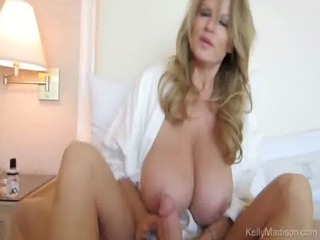 horny woman kelly madison renews her vows