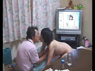 japanese maiden and lover