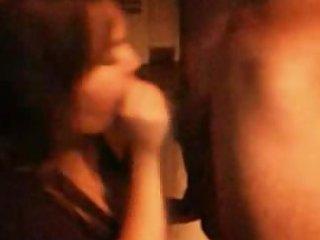 plump milf teasing facial