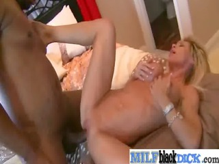 giant tits babe get fucked uneasy by dark penis