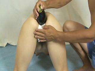 elmer wife footanal insertion!