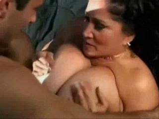 danish mom copulate by european stepson