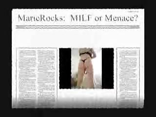 marierocks, 50+ woman - wonderful get nude tease