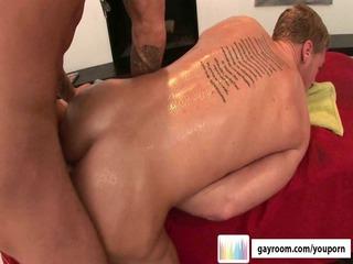 deep butt penetration