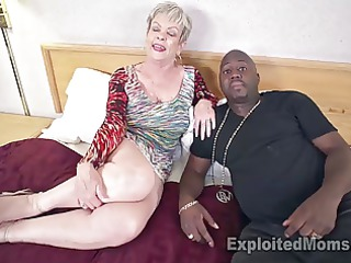 slutty granny inside cumshots video