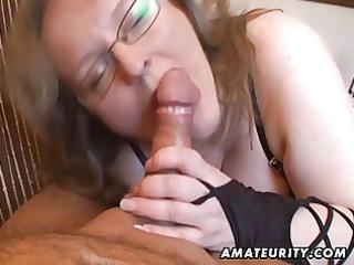 slutty fresh girl handjob and libido licking with