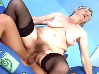 another cock for elderly norma