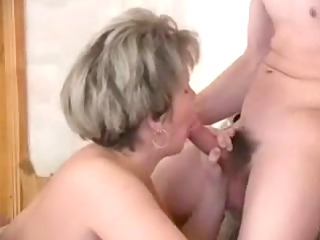 russian aged piercing with 2 amateur on the daybed