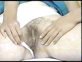mother and step daughter strip, shave and enjoy