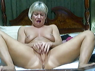 hot albino mature on cam 2