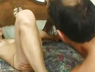 fortunate guy acquires to mess with sweet anal