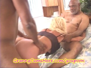 big black dick up grannys ass