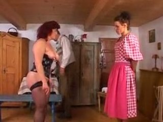 german older fresh acquires twofold ass fingering