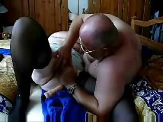grandma and grandpa still love to have pleasure