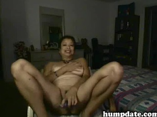 eastern cougar angel playing her kitty