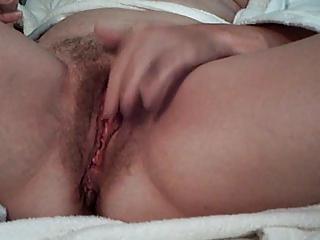 wife maturbating and has orgasm