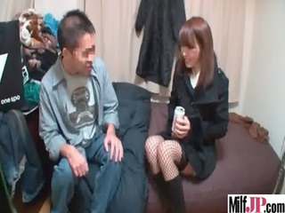 amp slutty lady japanese own uneasy fuck vid-16