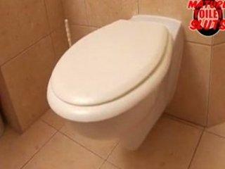 grown-up toilet sluts-hot albino