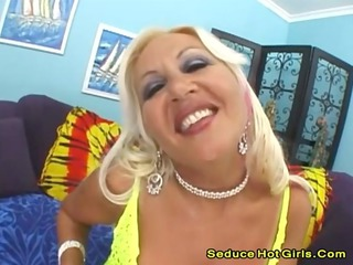 so impressive lady claike lick a big libido