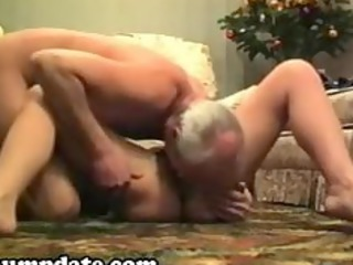 desperate cougar angel licks and rides on dick